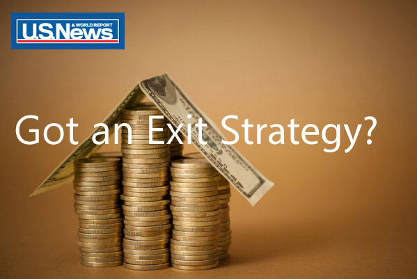Real Estate Investors Need An Exit Strategy